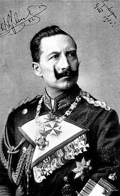 Wilhelm II ruled over Germany and Prussia from 1888 to 1918 with a moustache that put future generations on the game. Description from popcrunch.com. I searched for this on bing.com/images