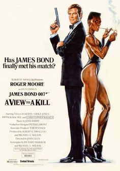 A View to a Kill (1985) .
