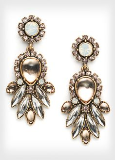 Sixty percent of the proceeds from these sparkly @Debbie Arruda Lofton earrings benefit the Breast Cancer Research Foundation. Check out more awesome products that support the cause: http://www.womenshealthmag.com/life/breast-cancer-awareness-merchandise-2013