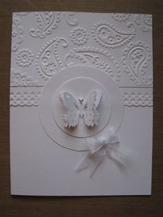 making embossed cards - Google Search