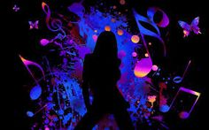 dance girl silhouette - Google Search