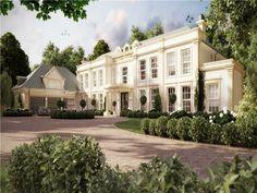La Dolce Vita: Global Architecture: English Country House