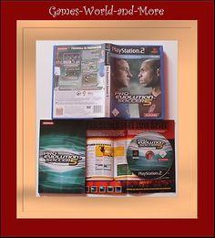 Pro Evolution Soccer 5,PES 5, für Playstation 2 in OVP!