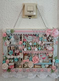 Shabby Chic Configuration Box