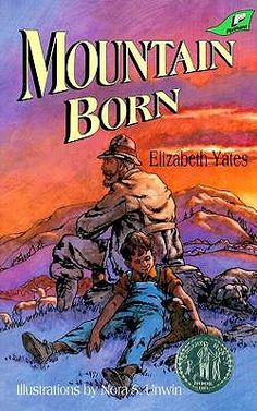 Mountain Born by Elizabeth Yates. Rich story that immerses you into the life of a shepherd with their sheep. About the love between a boy and his lamb and growing up. Grade 3