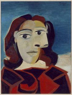 Picasso e la modernità spagnola - Ritratto di Dora Maar
