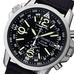 BEST QUALITY WATCHES - Seiko Mens Solar Chronograph SSC135P1, £199.99 (http://www.bestqualitywatches.co.uk/seiko-mens-solar-chronograph-ssc135p1/)