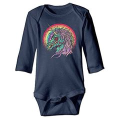 LALayton Zombie Unicorn Unisex For Jumpsuit Romper Climbing Clothes Navy * See this great product.