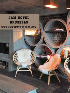 Jam Hotel, Brussels - S Marks The Spots Blog