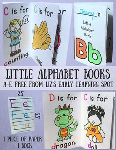 Fun books that make 'reading' easy! And they're FREE!