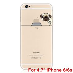 My Favorite Dogs Soft Case for iPhone 6/6s 6 Plus/6s Plus