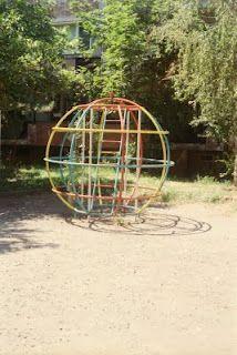 Triangular Love.: Communist Playgrounds