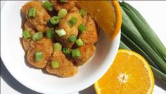 Paleo Orange Chicken : PrimalPaleo.com