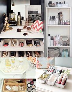Diario de Belleza - Ordena tu maquillaje