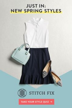 Stitch Fix is ready to help you start Spring out in style. Your Personal  Stylist 0dcbd0ab36b