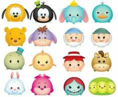 Tsum Tsum Party, Disney Tsum Tsum, Cute Animal Drawings, Cute Drawings, Kids Diary, Tsumtsum, Disney Drawings, Drawing Disney, Disney Trading Pins