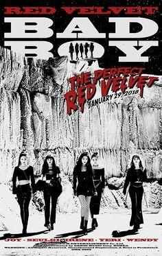 33 Best Red Velvet Bad Boy Images Red Velvet Yellow Bad Boys