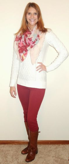 Valentine's Day Special...Outfit #1 - Casual Night