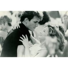 Patrick Swayze | Dirty Dancing | The FanCarpet ❤ liked on Polyvore