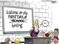 """TESTS TO PREPARE FOR THE TEST OF """"THE TEST"""" 