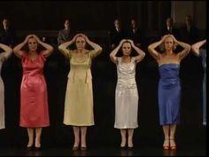 Kontakthof, Pina Bausch, performers +65 (2000)
