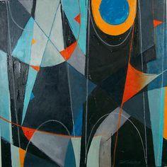Abstract Paintings by Artist Boski Sztuka - http://www.interiordesign2014.com/interior-design-ideas/abstract-paintings-by-artist-boski-sztuka/