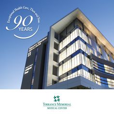 Torrance Memorial is celebrating 90 year of success with 90 facts in 90 days! Join us daily and witness our rich history in providing exceptional health care in the South Bay. #TMturns90