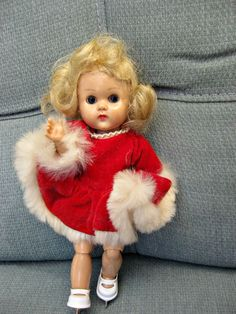 Vintage GINNY VOGUE DOLL Jointed Ice Skater Dolls Ginger   Dolls & Bears, Dolls, By Brand, Company, Character   eBay!