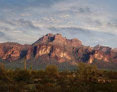 superstition mountains   Superstition Mountains   Flickr - Photo Sharing!