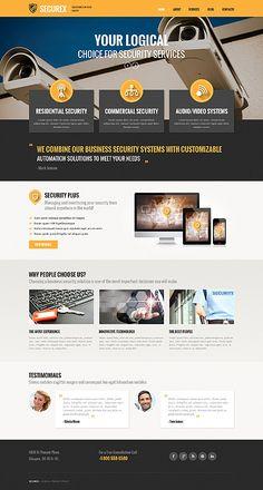 WordPress 3.x Theme #48782
