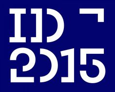 ID2015 Visual Identity - 100 Archive
