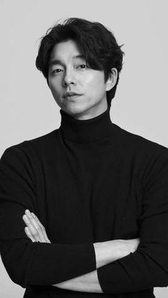 ❤❤ 공유 Gong Yoo ♡♡ Life was its usual and then there's Yoo. Asian Actors, Korean Actors, Goblin Gong Yoo, Oppa Gangnam Style, Song Joong, Yoo Gong, Coffee Prince, Goong, Kdrama Actors
