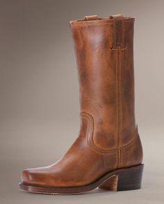 Womens Calvery 12L Boot - Cognac