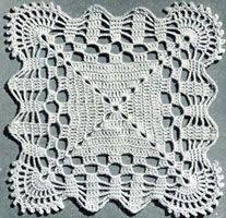 Transcendent Crochet a Solid Granny Square Ideas. Inconceivable Crochet a Solid Granny Square Ideas. Vintage Crochet Patterns, Crochet Square Patterns, Crochet Blocks, Crochet Squares, Crochet Designs, Granny Squares, Thread Crochet, Filet Crochet, Crochet Crafts
