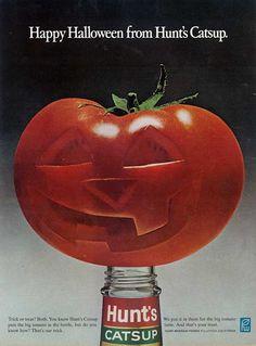 25 anuncios vintage de marcas que ya celebraban Halloween en el siglo pasado