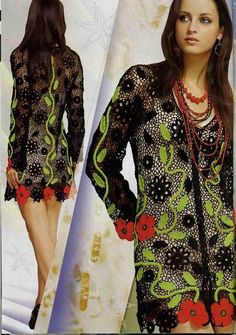 Duplet No 106 Russian crochet patterns magazine - Duplet - Crochet Tutorials