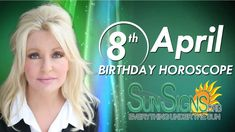 IF YOU ARE BORN ON APRIL get your birthday horoscope and birthday personality predictions for April Zodiac Sign Is Aries Read the full article at h. Astrology Today, Aries Astrology, Zodiac Signs Taurus, Horoscope Signs, Zodiac Horoscope, Horoscopes, Birthday Horoscope, Aries Birthday, April 15 Zodiac