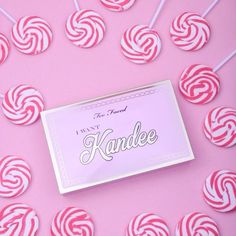 Too Faced I Want Kandee Eyeshadow Palette Coming to Ulta for Fall 2017 – Musings of a Muse