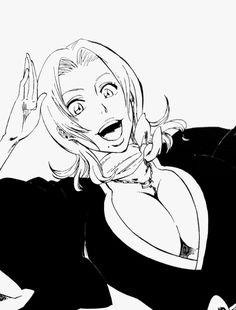 Thicc Anime, Chica Anime Manga, Fanarts Anime, Anime Comics, Manga Girl, Anime Art Girl, Bleach Fanart, Bleach Manga, Bleach Characters