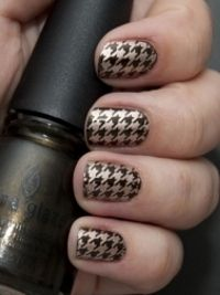 Houndstooth ( oh how I wish I could make this happen)