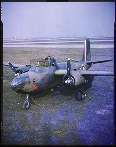 Douglas DB-7A Boston #plane #WW2 #1941