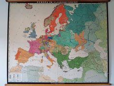 Correct World Map on
