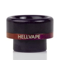 Shop the Hellvape AG+ Drip Tip, crafted from a new innovative resin material that results in more hygienic by providing an anti-microbial and anti-bacterial environment. Drip Tip, Resin Material, Vape Shop, Dark Purple, Rings For Men, Container, Tips, Men Rings, Counseling