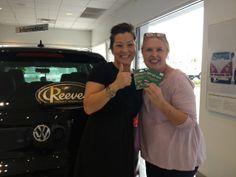 #ReevesSavingsSmile $500 Hess Gas Card Giveaway winner, Stephanie!