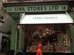 Lina Stores w London, Greater London