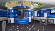 Rediseño de hall para oficinas de Otis en Madrid. . . . #throwbackthursday #interiorismo #contract #oficinas #diseñodeinteriores