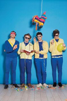 my, how I love them...