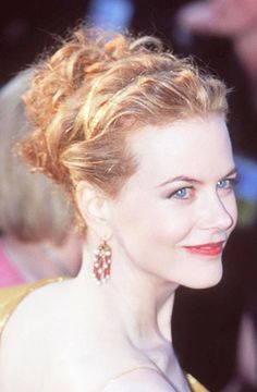 2000 from Nicole Kidman's Hair Through the Years  At the Academy Awards in Hollywood.