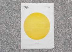 PIE Paper | Issue#00 'The Circle'