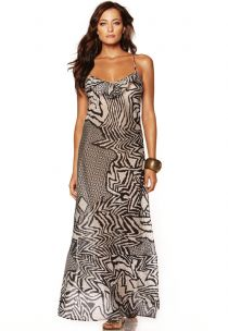 Gypset Slip Dress - Mozambique